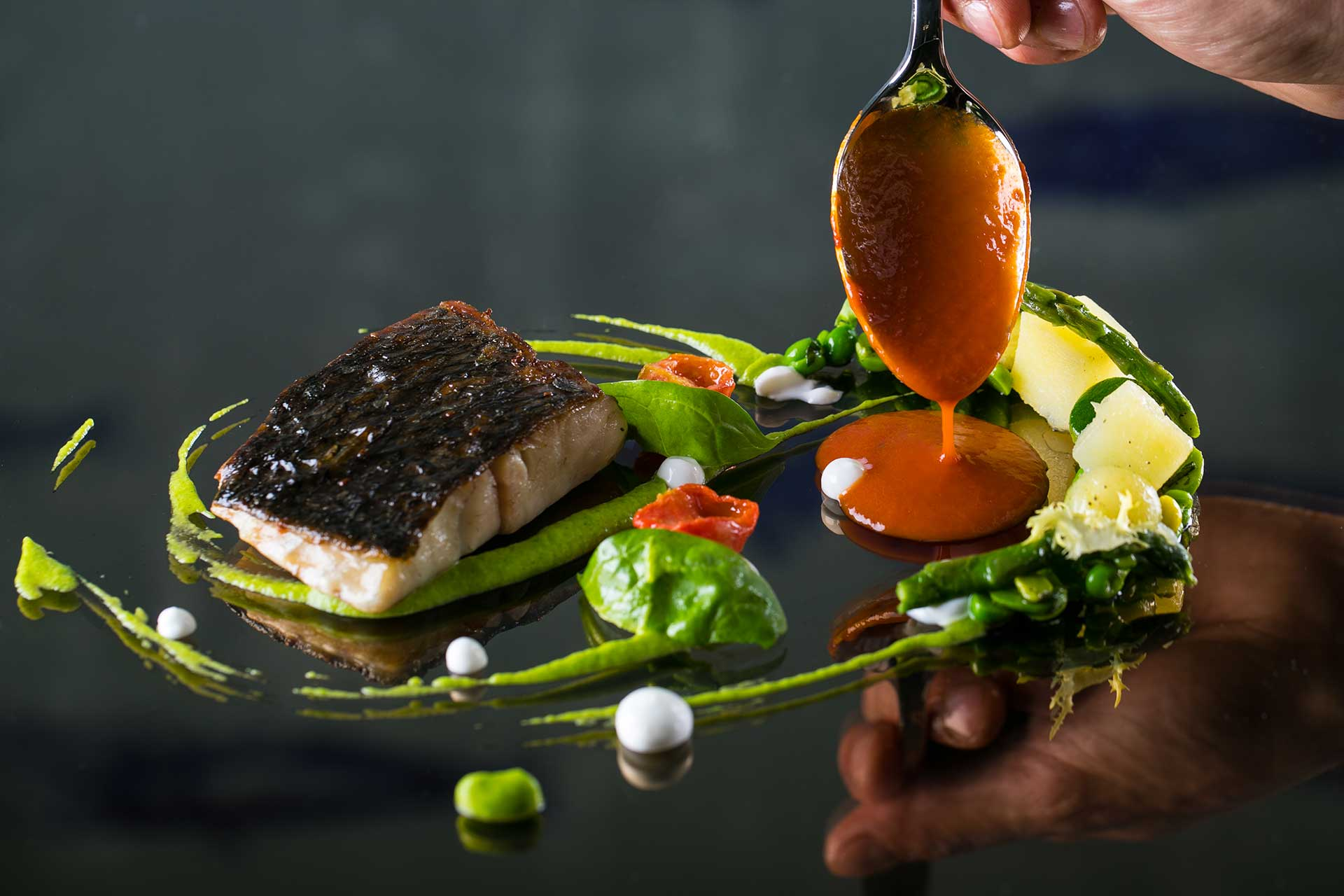 Salmone a Roma - Pesciolino Fish Bar & Restaurant